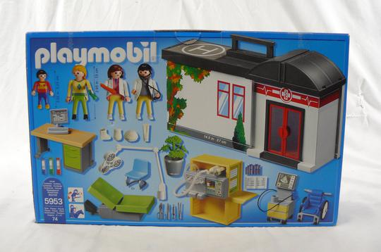 PLAYMOBIL CITY LIFE Centre médical - Photo 1