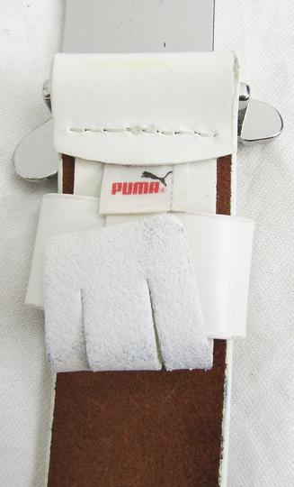 ceinture cuir puma