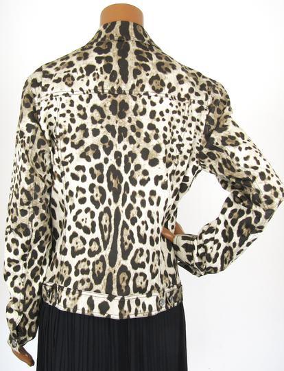 dd1c1c75e6a7 Veste imprimé léopard