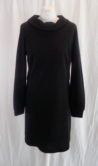 Robe grise Col roulé - CAROLL sur Label Emmaüs, boutique en ligne ... e3a736abce39