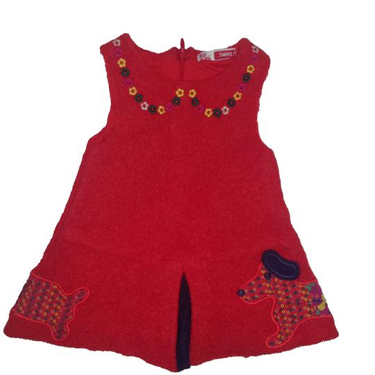 2fd9685891ab Robe DPAM en laine bouillie 3 mois sur Label Emmaüs, boutique en ...