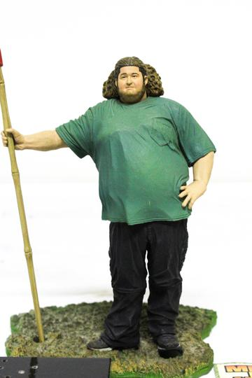 Figurine de lost ( les disparues ) Hurley. - Photo 1