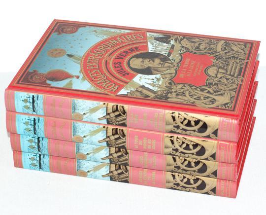 Livre Voyages Extraordinaires De Jules Verne