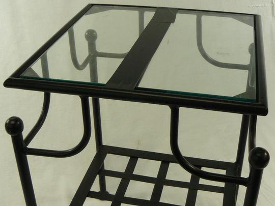 Table Basse En Fer Forge.Table Basse En Fer Forge