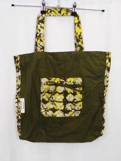 (v) Tote Bag Vert - BURKINA FASO      - Photo 0