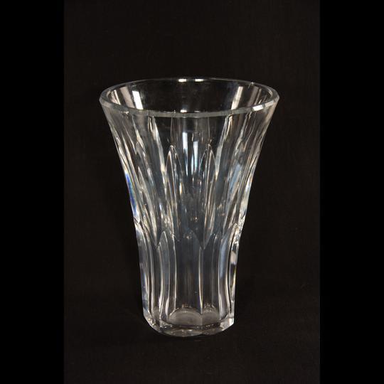 Vase Cristal Baccarat France 208 Cm Sur Label Emmas Boutique En