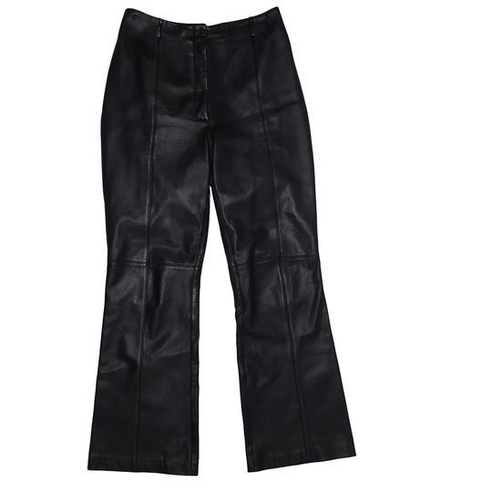 593359e2a3e2 Pantalon Zapa en cuir souple d agneau pour femme T 42 sur Label ...